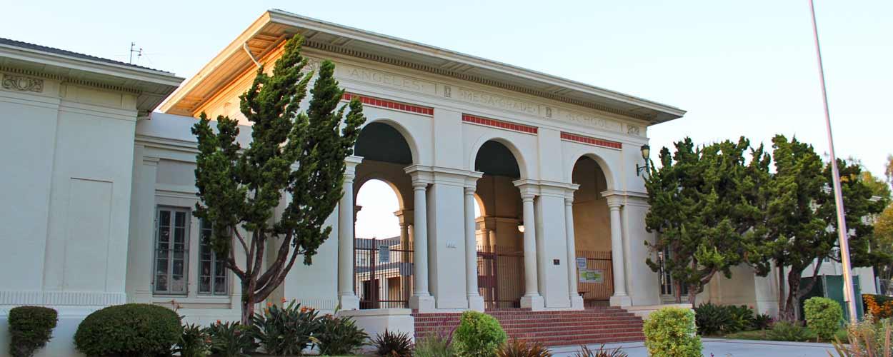 Angeles Elementary