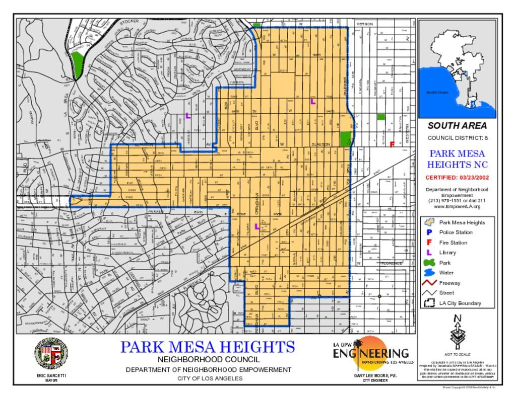 thumbnail of Park-Mesa-Heights-Neighborhood-Council-Map
