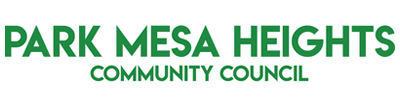 Park Mesa Heights Community Council Logo