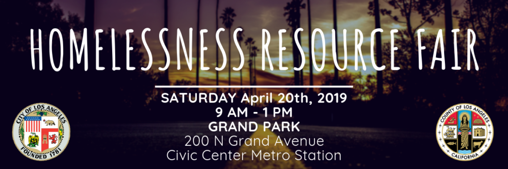 Homeless Resource Fair