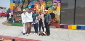 Hyde Park Mural Grand Opening