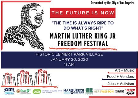 MLK Freedom Festival