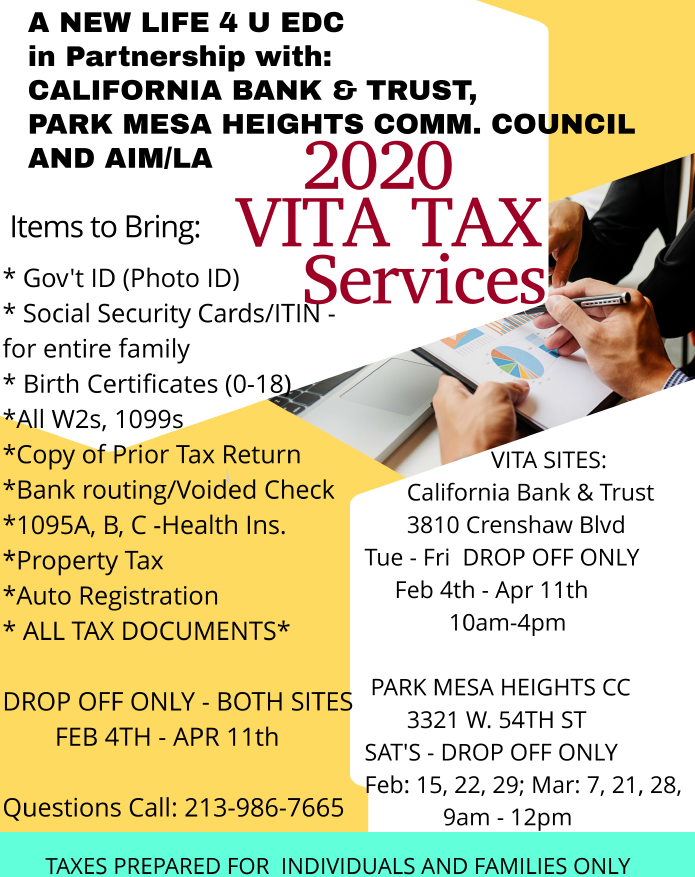 Vita Tax Prep