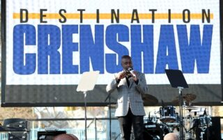 Destination Crenshaw Groundbreaking