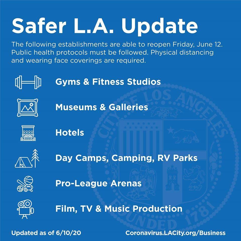 Safer LA June 12