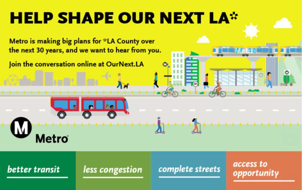 Metro long range plan