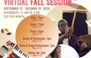 Fall music sessions
