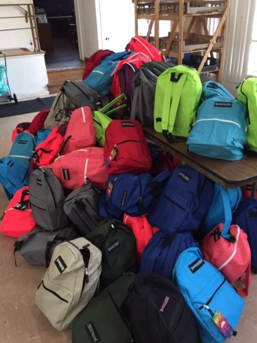 my friends house backpacks