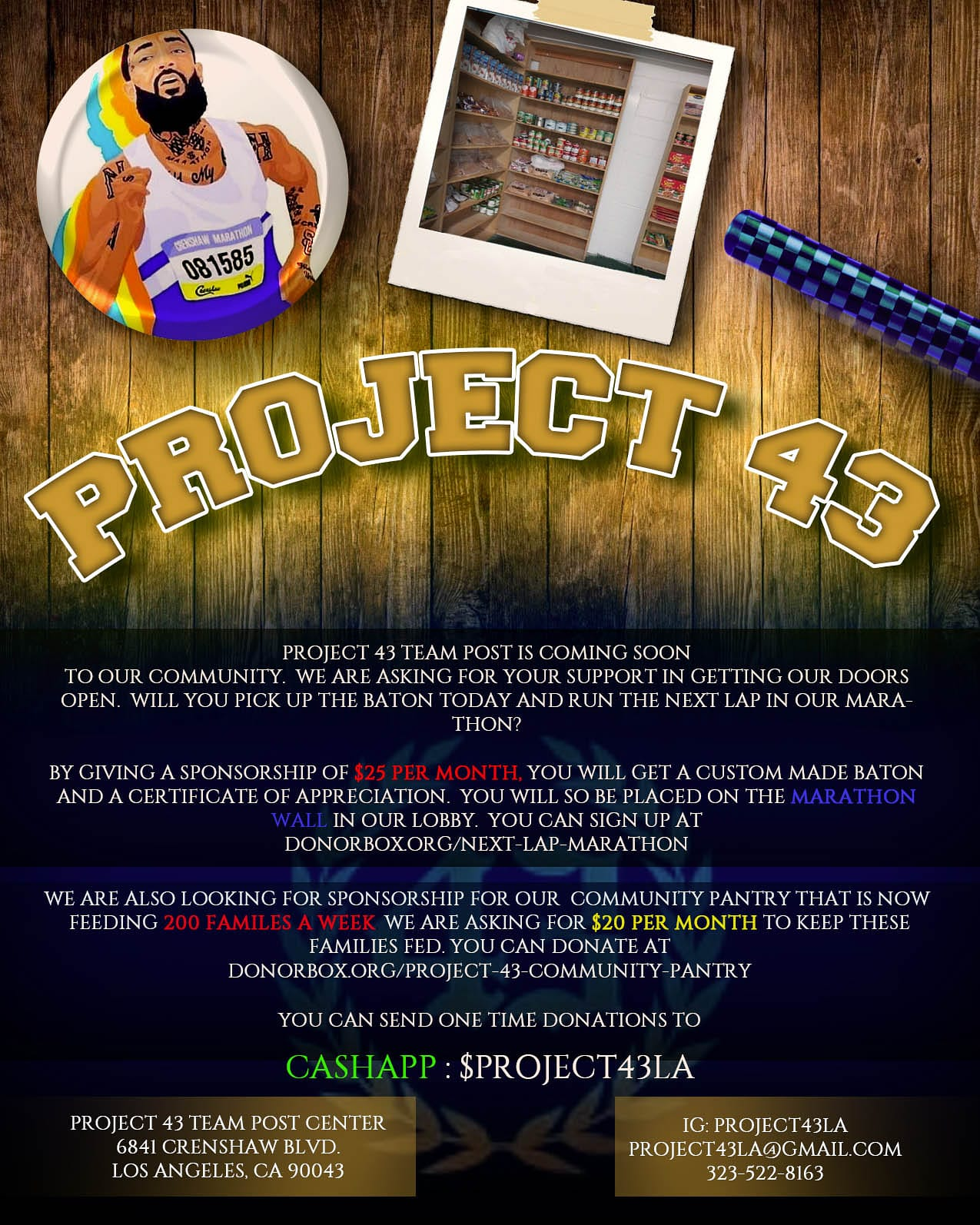 Project 43