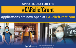 Ca Relief Grants