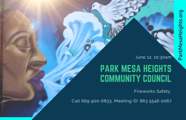 Park Mesa Heights June 12